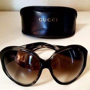 Authentic Rare Gucci Sunglasses GG 2927/S/STRASS